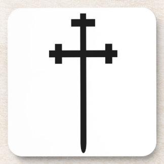 Símbolo de la iglesia de la orden de Aaronic Posavasos