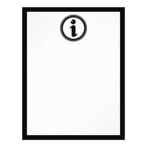 Símbolo de la información