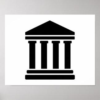 Símbolo de la justicia de la corte