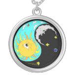 Símbolo de la luna de Sun Grimpola