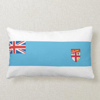 símbolo de la nación de la bandera de país de Fiji Cojín
