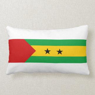 símbolo de la nación de la bandera de país de Sao Cojín