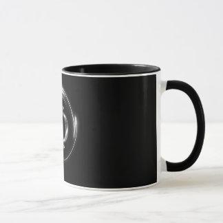 Símbolo de la phi taza