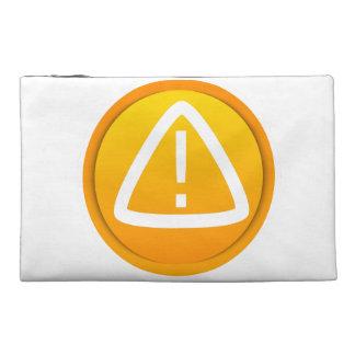 Símbolo de la precaución de la atención