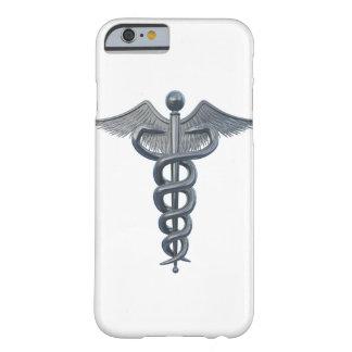 Símbolo de la profesión médica funda de iPhone 6 barely there