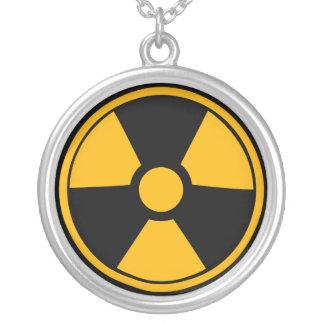 Símbolo de la radiación colgante