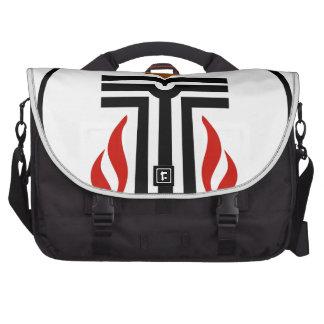 Símbolo de la religión presbiteriana bolsas para portatil