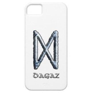 Símbolo de la runa de Dagaz iPhone 5 Fundas