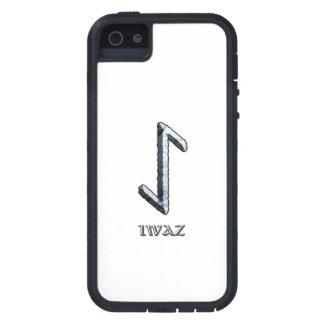 Símbolo de la runa de Iwaz iPhone 5 Carcasas