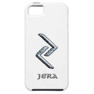 Símbolo de la runa de Jera iPhone 5 Fundas