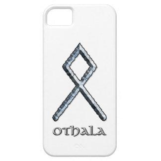 Símbolo de la runa de Othala iPhone 5 Carcasas