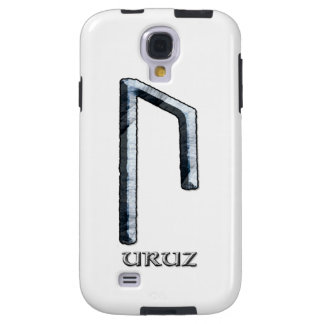 Símbolo de la runa de Uruz Funda Para Galaxy S4