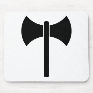 Símbolo de Labrys Alfombrillas De Raton