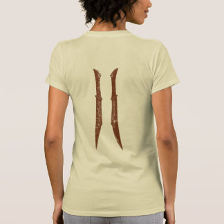 Símbolo de las espadas de TAURIEL™ Camisetas
