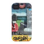 Símbolo de Londres Case-Mate iPhone 4 Carcasas