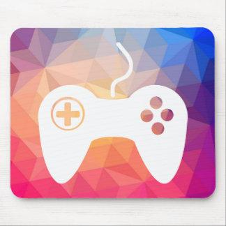 Símbolo de los análogos de Gamepad Tapetes De Raton