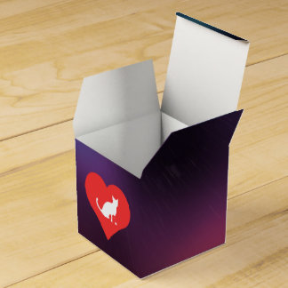 Símbolo de los veterinarios cajas para regalos de fiestas