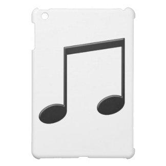 Símbolo de música emitido de la nota