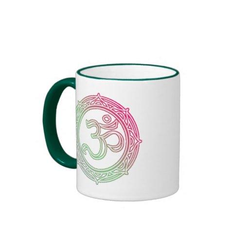 Símbolo de OM sánscrito Taza