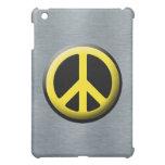 Símbolo de paz (amarillo)