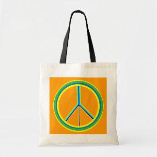 Símbolo de paz bolsa