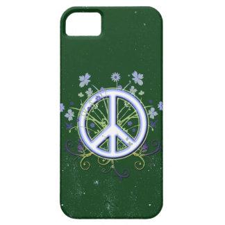 Símbolo de paz iPhone 5 cobertura