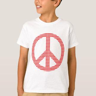 Símbolo de paz playera