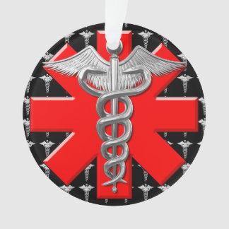 Símbolo de plata de la profesión médica