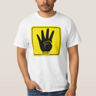 Símbolo de R4BIA Camisas