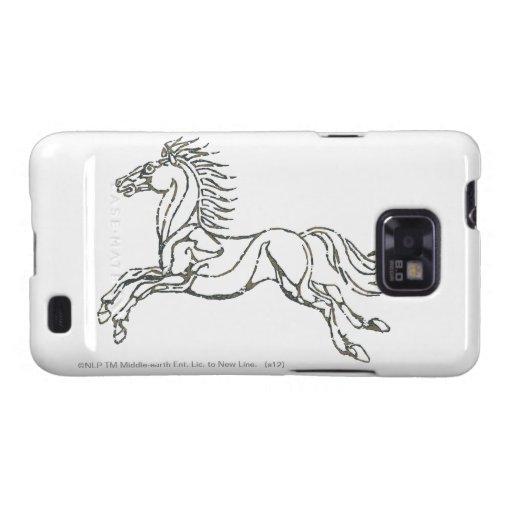 Símbolo de Rohan Samsung Galaxy SII Carcasa