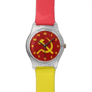 Símbolo de Unión Soviética - СоветскийСоюзСимвол Reloj
