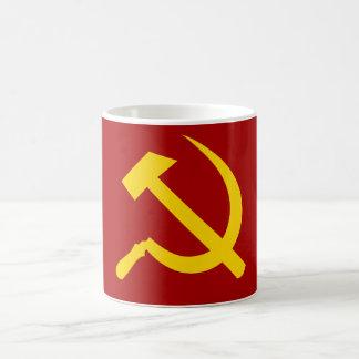 Símbolo de Unión Soviética - СоветскийСоюзСимвол Taza De Café