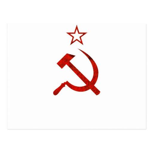Símbolo de URSS Postal