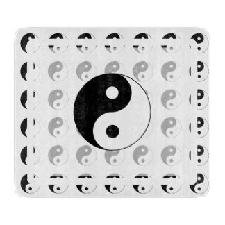 Símbolo de Yin/de Yang Tablas De Cortar