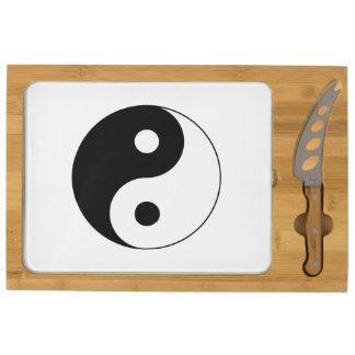 Símbolo de Yin/de Yang