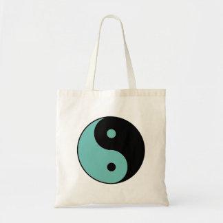 Símbolo de YIN YANG Bolsa Tela Barata