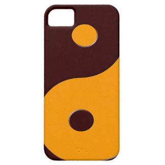 Símbolo de Yin Yang iPhone 5 Protector