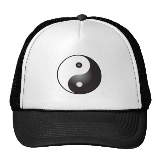 Símbolo de Yin Yang: Gorro