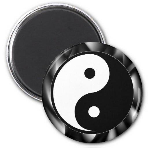 Símbolo de Yin Yang Iman