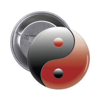 Símbolo de Yin Yang - muestra de Yin Yang Pin