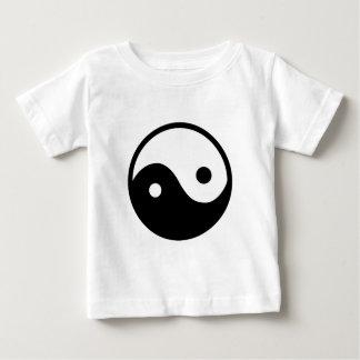 Símbolo de Yin Yang Remera