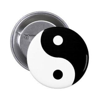 Símbolo de Ying Yang Pin