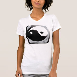 Símbolo de YinYang Camisetas