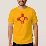 Símbolo de Zia Sun de New México Remeras