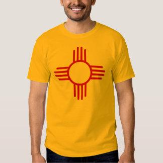 Símbolo de Zia Sun Playeras