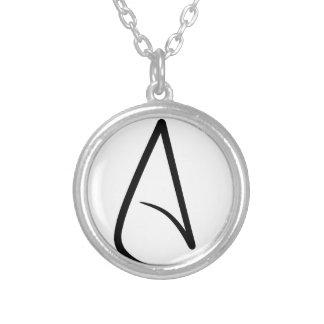 Símbolo del ateísmo grimpola