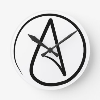 Símbolo del ateísmo relojes