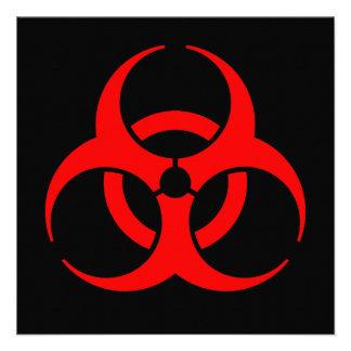 Símbolo del Biohazard Comunicados