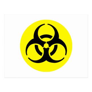 Símbolo del BioHazard Postales
