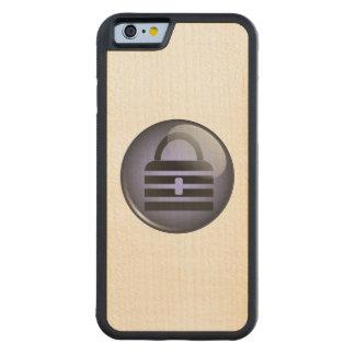 Símbolo del botón de Keypass Funda De iPhone 6 Bumper Arce